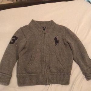 Toddler Ralph Lauren sweater